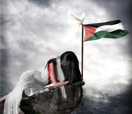 خواطر شعريه منقوله 2019_ذنبي فلسطينية